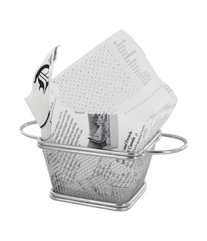 Rectangular Fryer Basket