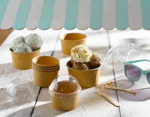 Ice Cream Spoon- 4.3 in