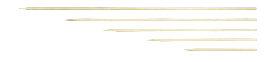 Bamboo BBQ Skewers - 11.8""