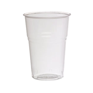 Biodegradable and compostable cold cups (corn) made from (PLA) an Eco friendly corn based resin - 16oz