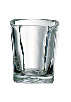 Quadra Shooter Glass - 2oz Dia:2'' H: 2.3''