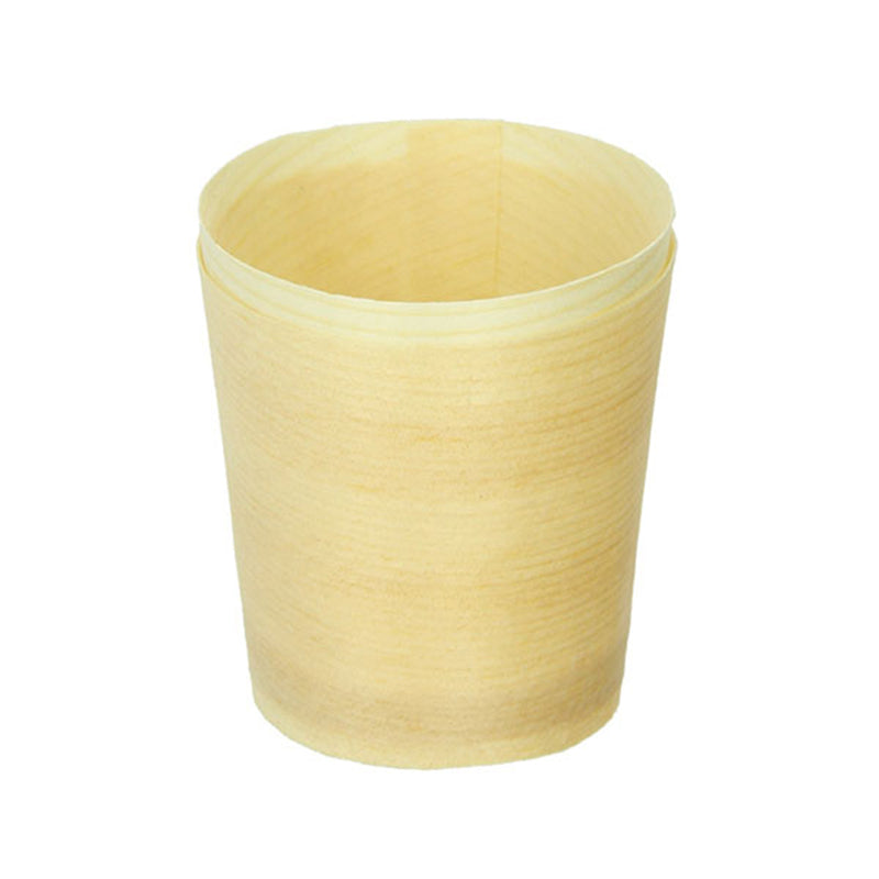 Mini Wooden Cup 1oz