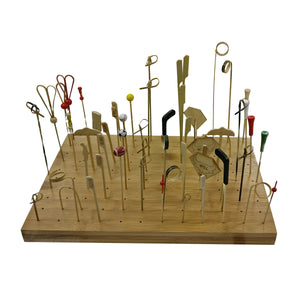 Bamboo Golf Tee Skewers