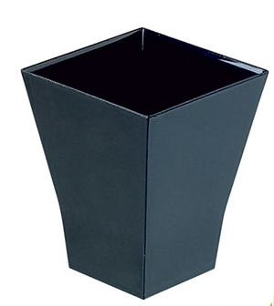 Taiti Mini Square Cup - Black