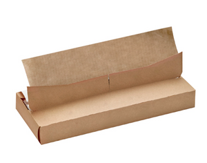 Greaseproof Brown Sheets in Dispenser Box 14.2 x 9.8""