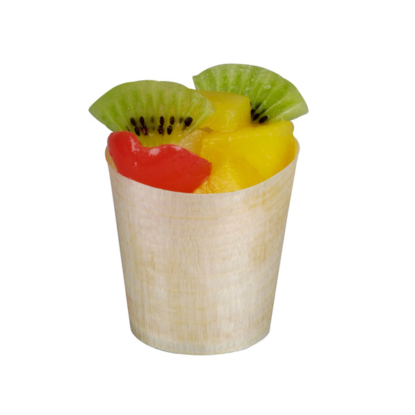 Mini Wooden Cup 3.5oz