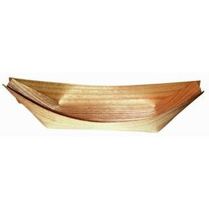 Medium Wood Boat Size 14