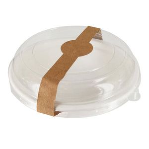 Clear Dome Lid For 210APUB16 - 6.92 x 6.92 x 0.98 in