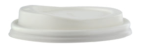 Compostable Rippled Black Cups - 8 oz Dia: 3.1 H: 3.6""