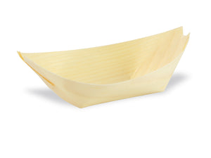 Small Wood Boat Size 12
