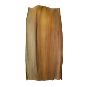 Palm leaf - L: 21.7 in W: 12.6 in