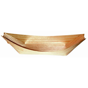 Medium Wood Boat Size 18