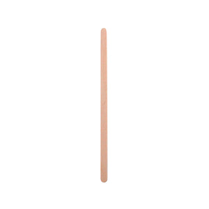 Bamboo light stirrer - L: 4.33in W: 0.19in H: 0.04in