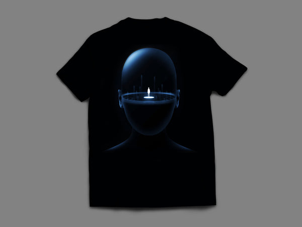 Ferry Corsten Album Art Unisex T-shirt -LONELY INSIDE