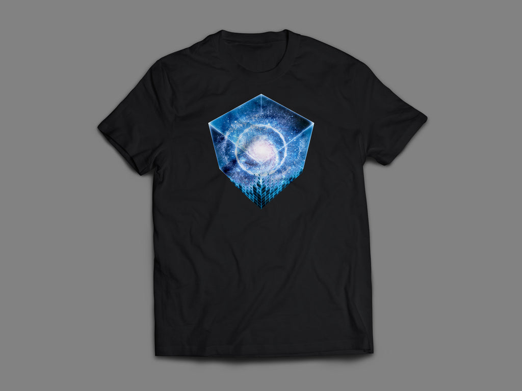 Ferry Corsten Album Art Unisex T-shirt - BLUEPRINT