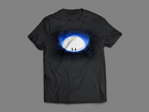 Ferry Corsten Album Art Unisex T-shirt - EDGE OF THE SKY