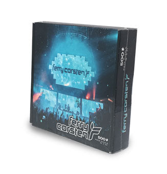 Ferry Corsten Limited Edition - Lost in a Trance 500pc Puzzle