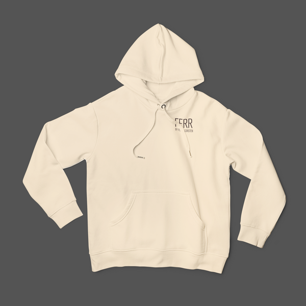 FERR by Ferry Corsten Pull Over Hoodie Unisex