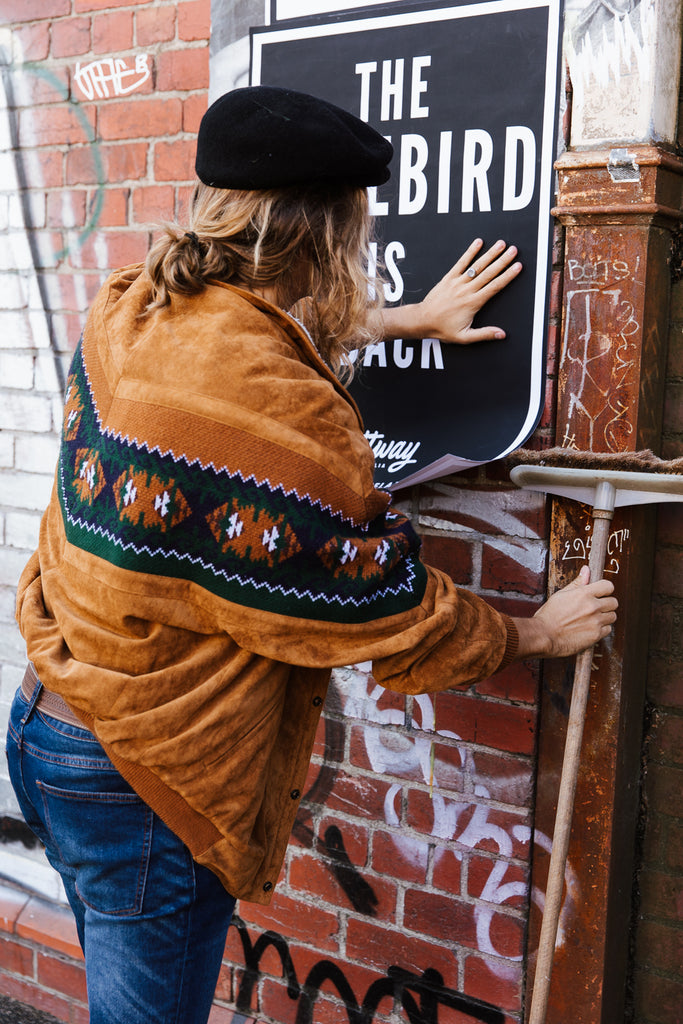 The rarebird jacket ottway