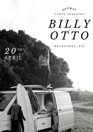 Ottway sessions - Billy Otto