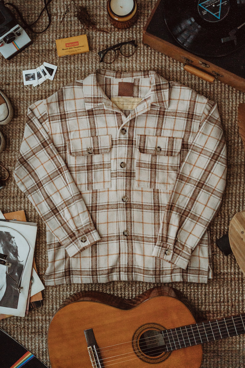 Stedman - Flannel Shirt/Jacket