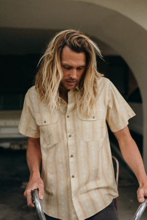 Gibson - Linen Short Sleeve Shirt