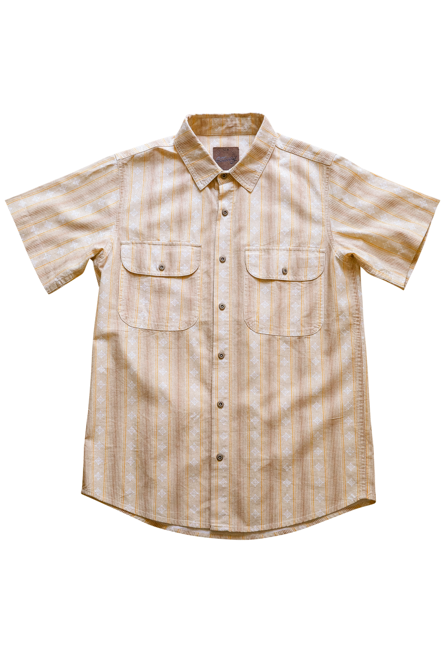 Gibson -Women Linen Short Sleeve Shirt