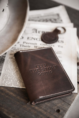Ottway Journal Notebook & Passport Holder
