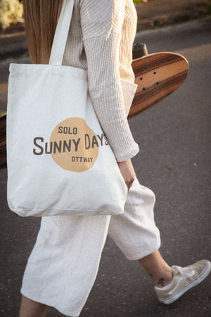 SOLO SUNNY DAYS - OTTWAY TOTE BAG