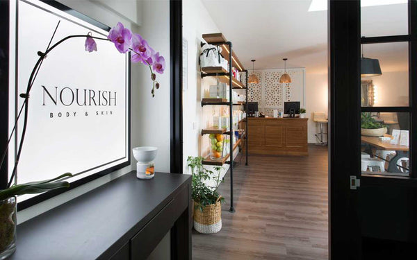 Nourish Body & Skin - Tuscan Tan professional spray tan salon and stockist - St Kilda