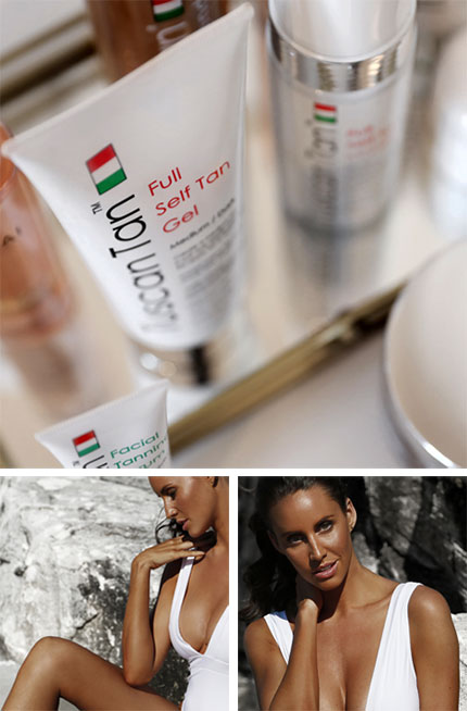 Tuscan Tan Dark Tanning Gel