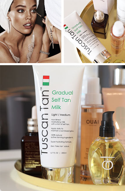 Gradual Self Tan Milk