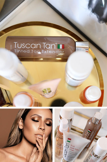 Tuscan Tan Tinted Tan Extender