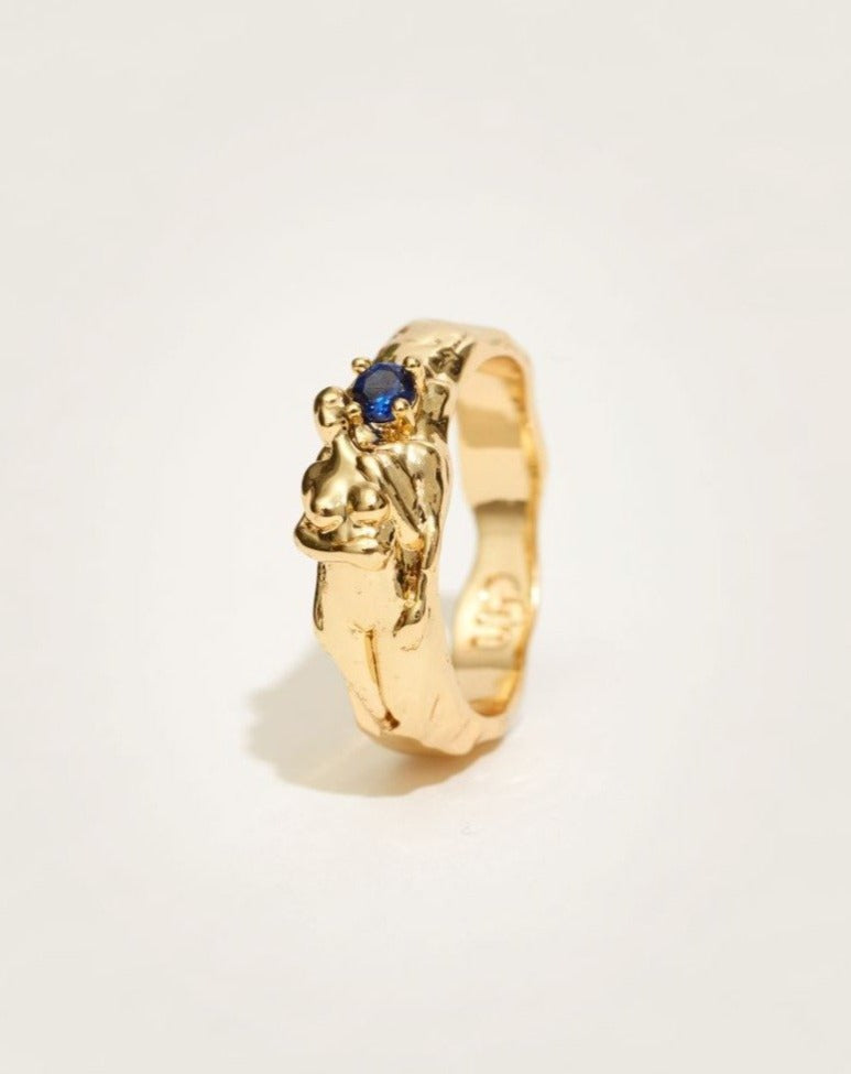 Body Ring Gold