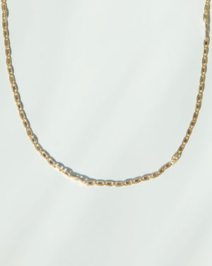 Gold Vermeil Mariner Necklace