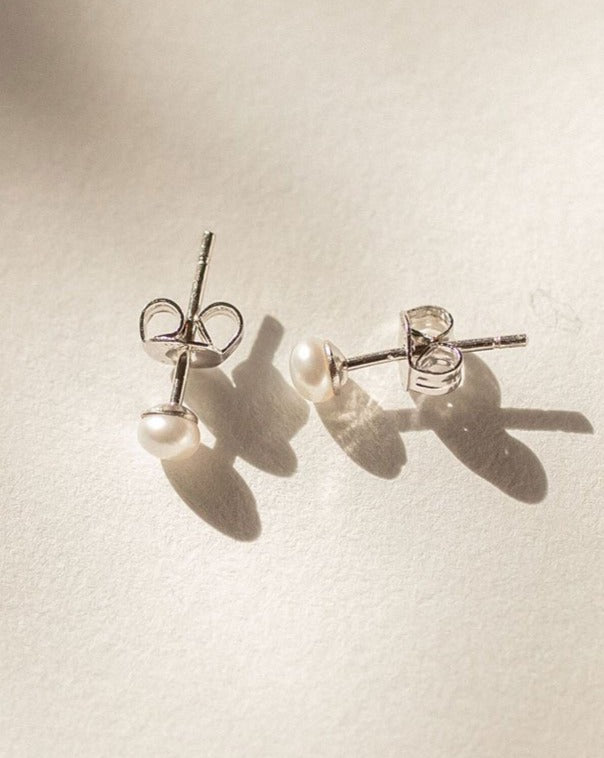 Daily Pearl Studs