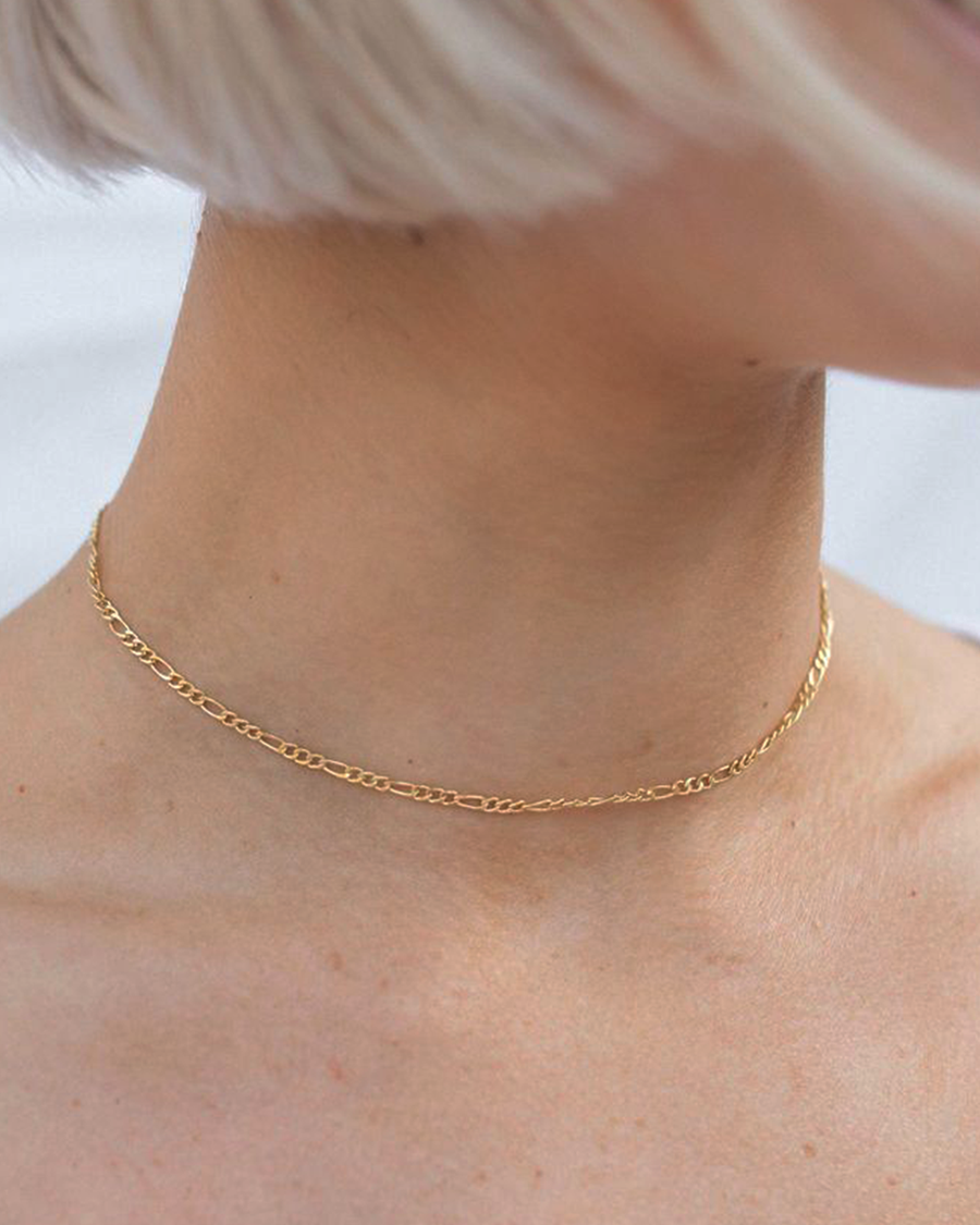Hailey Figaro Chain Necklace
