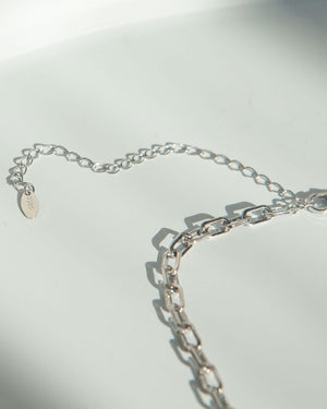 Gianna Sterling Silver Necklace