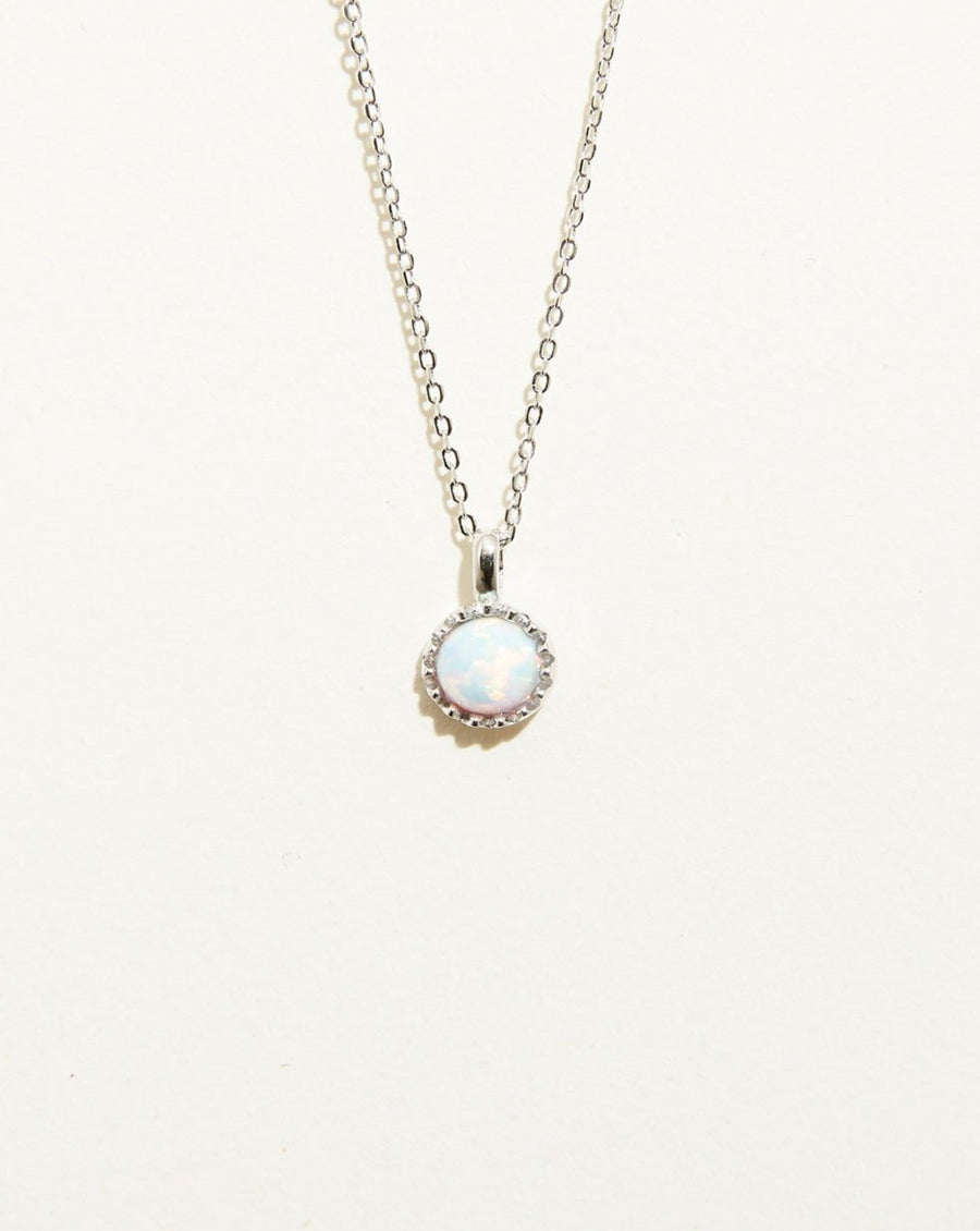 Catalina Necklace in silver