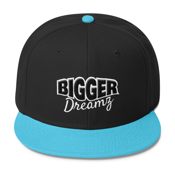 Bigger Dreamz Wool Blend Snapback