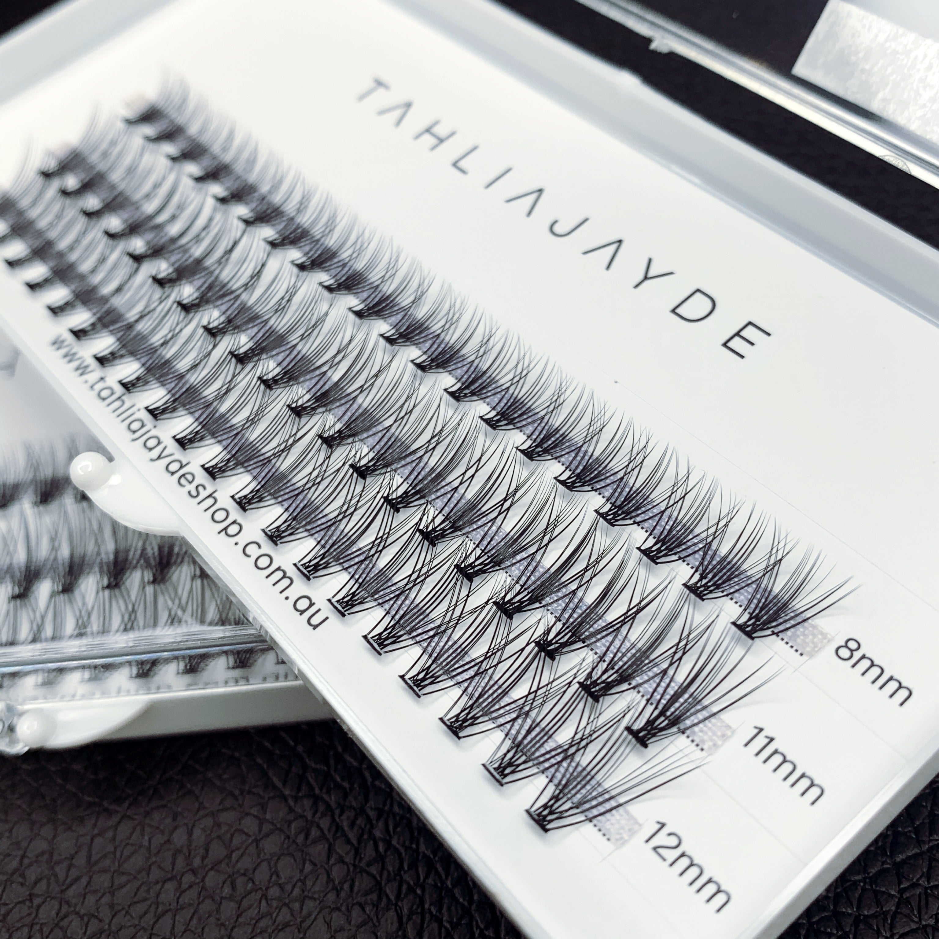 Individual Lash Flares - LUXE