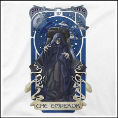 The Emperor Tarot