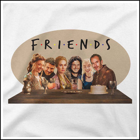 Game of F.R.I.E.N.D.S
