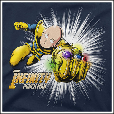 Infinity Punch Man