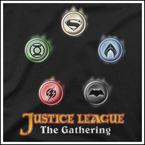 Justice League The Gathering