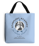 star trek starfleet academy bag