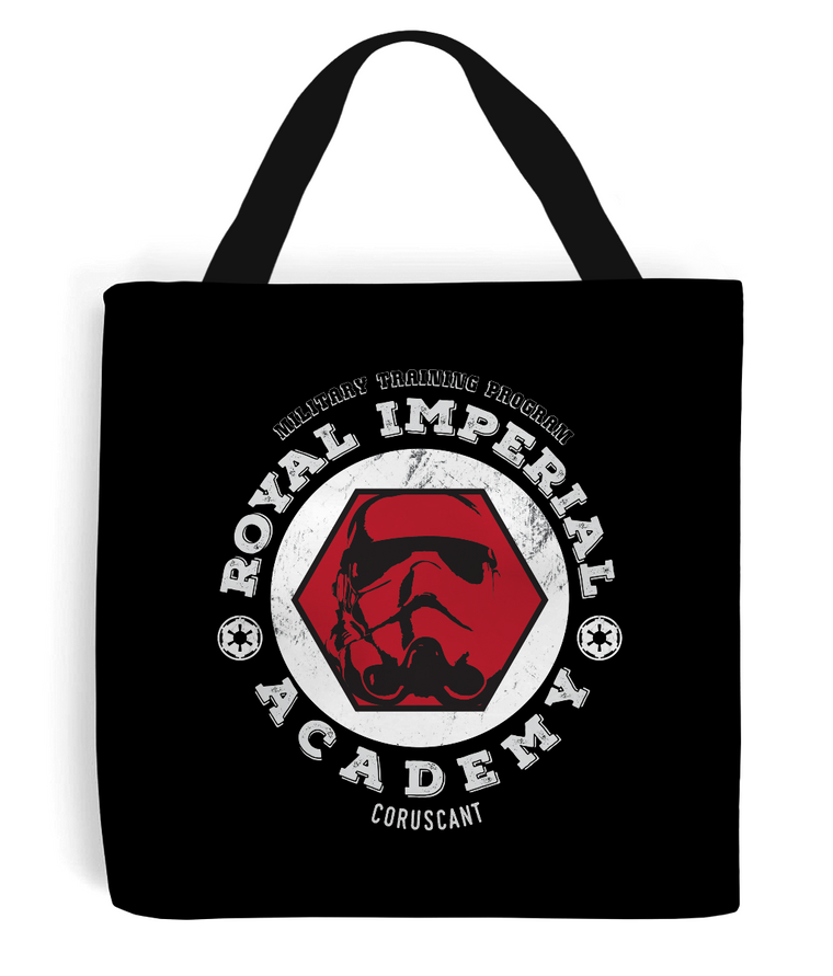 Royal Imperial Academy Tote Bag