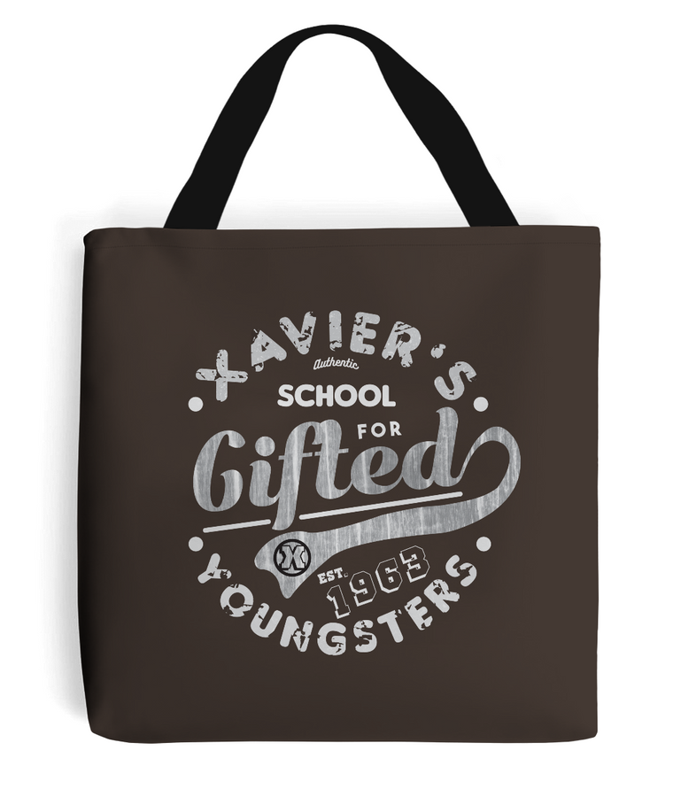 Xavier's School Tote Bag