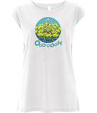 The Chosen One Women's Capped Sleeve Tee
