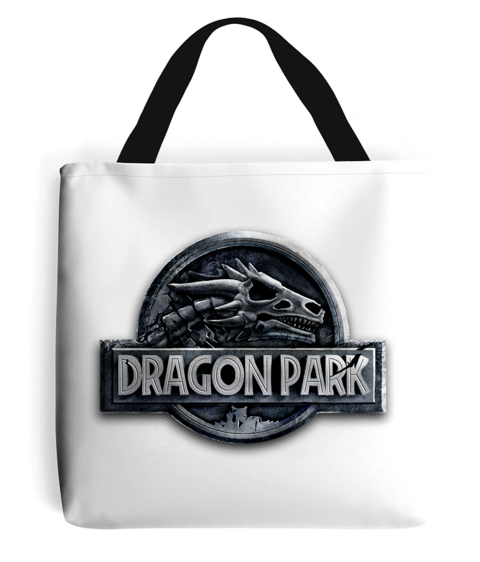 Dragon Park Tote Bag